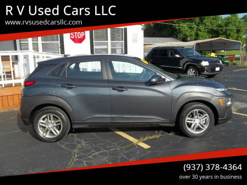 2019 Hyundai Kona for sale at R V Used Cars LLC in Georgetown OH