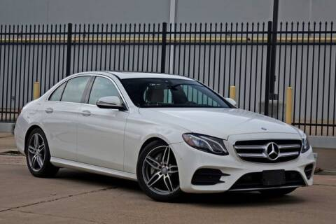 2017 Mercedes-Benz E-Class for sale at Schneck Motor Company in Plano TX