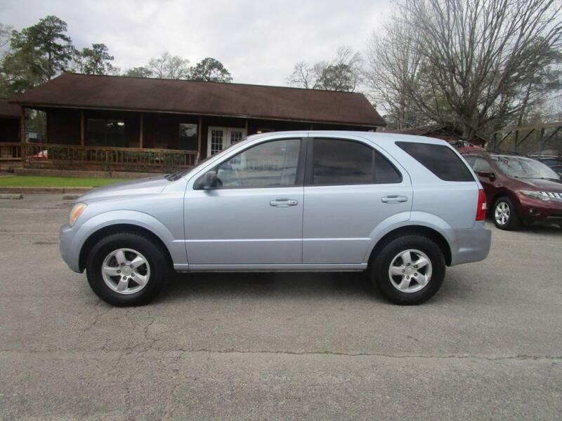 2008 Kia Sorento for sale at Victory Motor Company in Conroe TX