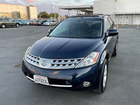 2007 Nissan Murano for sale at PRICE TIME AUTO SALES in Sacramento CA