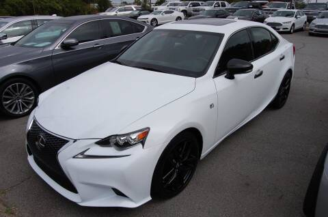 2015 Lexus IS 250 for sale at Modern Motors - Thomasville INC in Thomasville NC