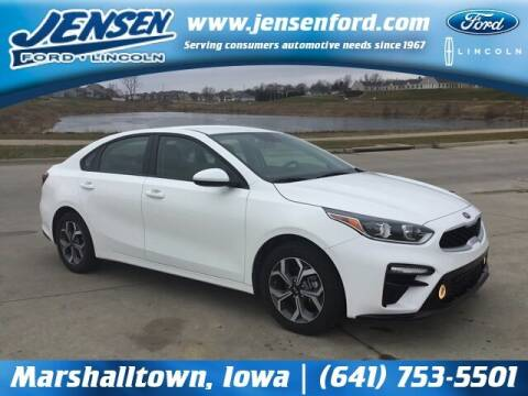 2019 Kia Forte for sale at JENSEN FORD LINCOLN MERCURY in Marshalltown IA