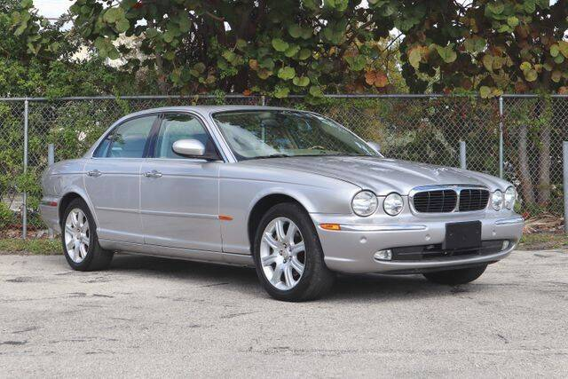 2004 Jaguar XJ-Series for sale at No 1 Auto Sales in Hollywood FL