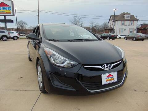 2016 Hyundai Elantra for sale at Auto House Superstore in Terre Haute IN