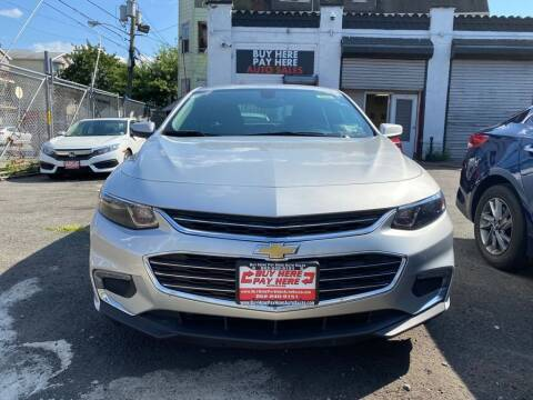 2018 Chevrolet Malibu for sale at Buy Here Pay Here Auto Sales in Newark NJ