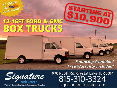 2012 GMC C/K 3500 Series for sale at Signature Truck Center in Crystal Lake IL