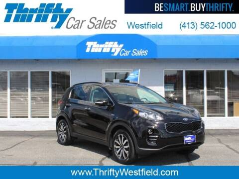 2019 Kia Sportage for sale at Thrifty Car Sales Westfield in Westfield MA
