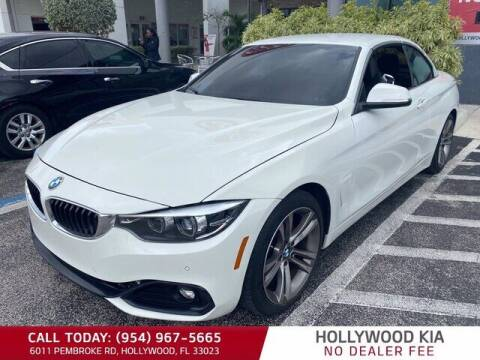 2019 BMW 4 Series for sale at JumboAutoGroup.com in Hollywood FL