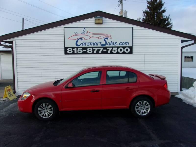 2009 Chevrolet Cobalt for sale at CARSMART SALES INC in Loves Park IL