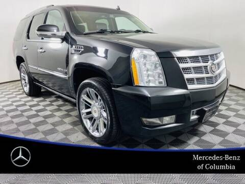 2012 Cadillac Escalade for sale at Preowned of Columbia in Columbia MO