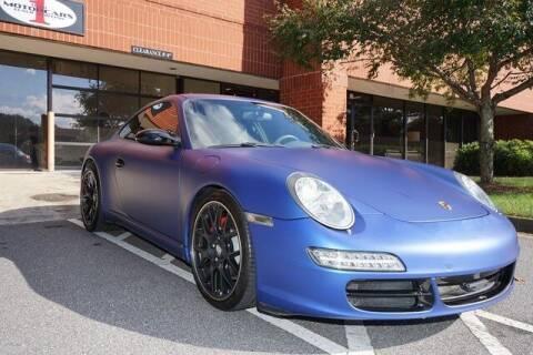2006 Porsche 911 for sale at Team One Motorcars, LLC in Marietta GA