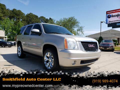 2009 GMC Yukon for sale at Smithfield Auto Center LLC in Smithfield NC