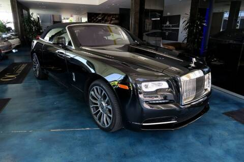 2018 Rolls-Royce Dawn for sale at OC Autosource in Costa Mesa CA