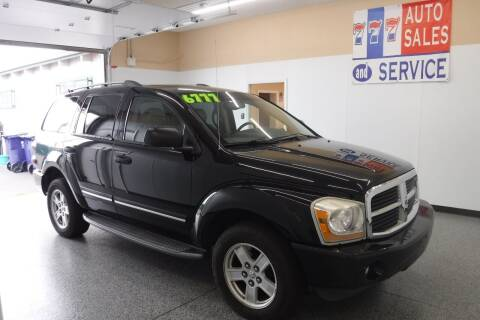 2006 Dodge Durango for sale at 777 Auto Sales and Service in Tacoma WA