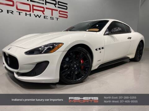 2017 Maserati GranTurismo for sale at Fishers Imports in Fishers IN