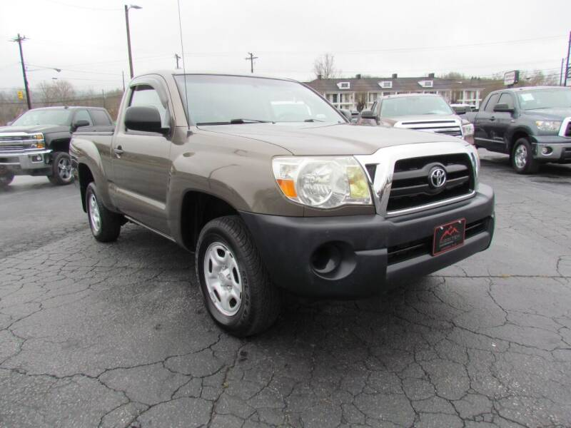 2011 Toyota Tacoma for sale at Hibriten Auto Mart in Lenoir NC