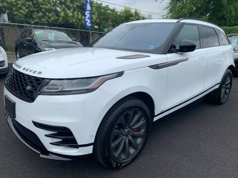 2018 Land Rover Range Rover Velar for sale at TD MOTOR LEASING LLC in Staten Island NY