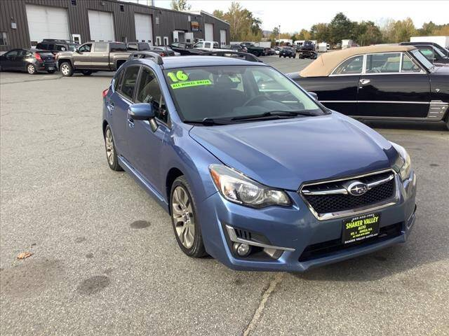 2016 Subaru Impreza for sale at SHAKER VALLEY AUTO SALES in Enfield NH