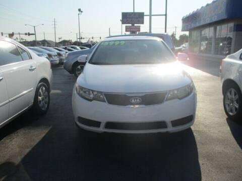 2012 Kia Forte5 for sale at Car One - CAR SOURCE OKC in Oklahoma City OK