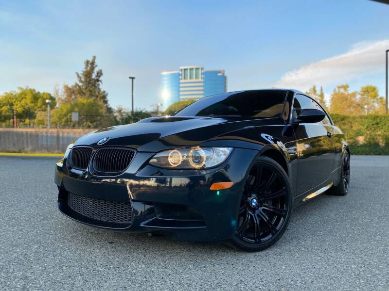 2009 BMW M3 for sale at Bay Auto Exchange in San Jose CA