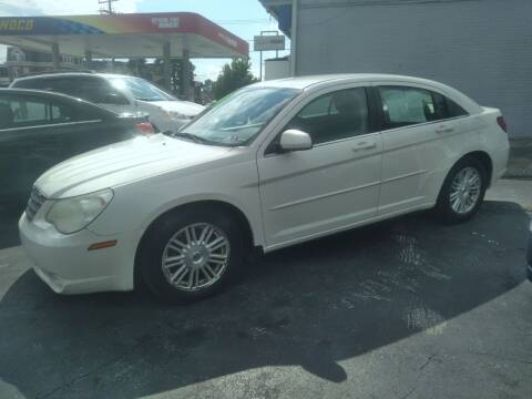 2007 Chrysler Sebring for sale at Credit Connection Auto Sales Inc. YORK in York PA