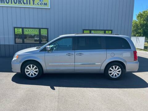 2015 Chrysler Town and Country for sale at Krantz Motor City in Watertown SD
