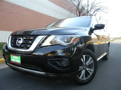 2017 Nissan Pathfinder for sale at Dasto Auto Sales in Manassas VA