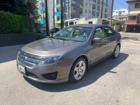 2011 Ford Fusion for sale at Good Vibes Auto Sales in North Hollywood CA