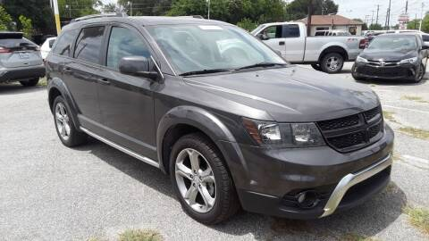 2017 Dodge Journey for sale at RICKY'S AUTOPLEX in San Antonio TX