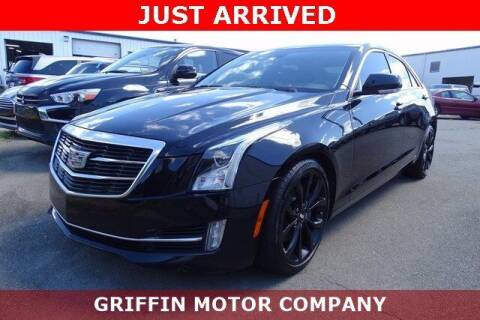 2017 Cadillac ATS for sale at Griffin Buick GMC in Monroe NC