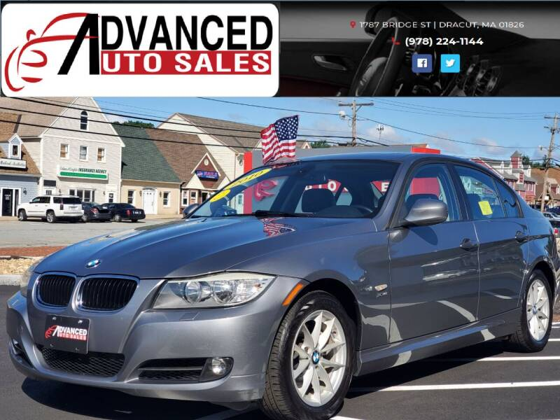 2010 BMW 3 Series for sale at Advanced Auto Sales in Dracut MA