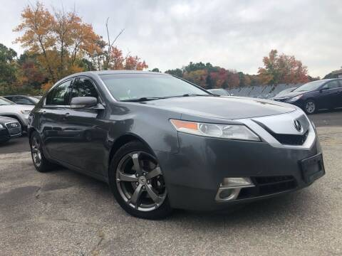 2011 Acura TL for sale at Royal Crest Motors in Haverhill MA