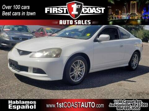 2006 Acura RSX for sale at 1st Coast Auto -Cassat Avenue in Jacksonville FL