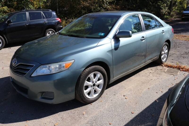 2011 Toyota Camry for sale at Yaab Motor Sales in Plaistow NH