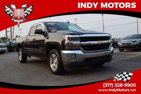 2016 Chevrolet Silverado 1500 for sale at Indy Motors Inc in Indianapolis IN