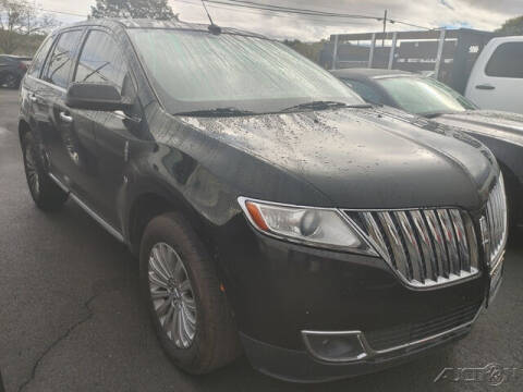 2013 Lincoln MKX for sale at Guy Strohmeiers Auto Center in Lakeport CA