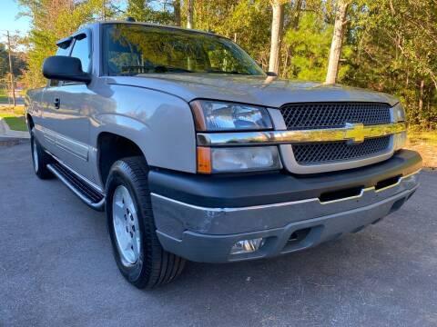 2004 Chevrolet Silverado 1500 for sale at ELAN AUTOMOTIVE GROUP in Buford GA
