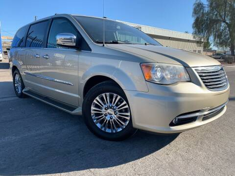 2011 Chrysler Town and Country for sale at Boktor Motors in Las Vegas NV