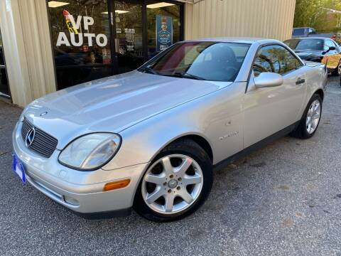 1999 Mercedes-Benz SLK for sale at VP Auto in Greenville SC