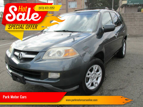 2006 Acura MDX for sale at Park Motor Cars in Passaic NJ
