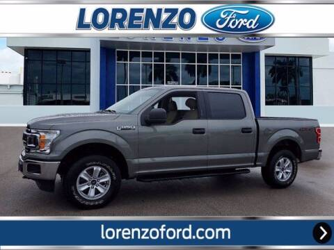 2019 Ford F-150 for sale at Lorenzo Ford in Homestead FL