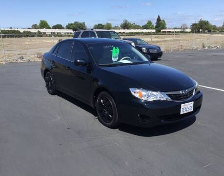 2008 Subaru Impreza for sale at My Three Sons Auto Sales in Sacramento CA