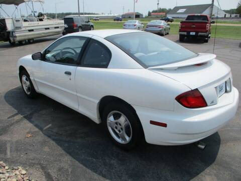 2005 Pontiac Sunfire for sale at KAISER AUTO SALES in Spencer WI