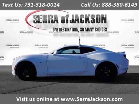 2019 Chevrolet Camaro for sale at Serra Of Jackson in Jackson TN