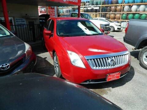 2010 Mercury Milan for sale at Craig's Classics in Fort Worth TX