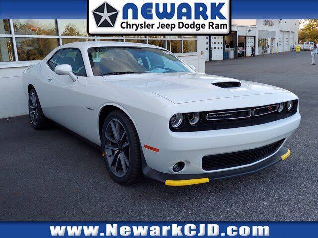 2020 Dodge Challenger for sale at NEWARK CHRYSLER JEEP DODGE in Newark DE