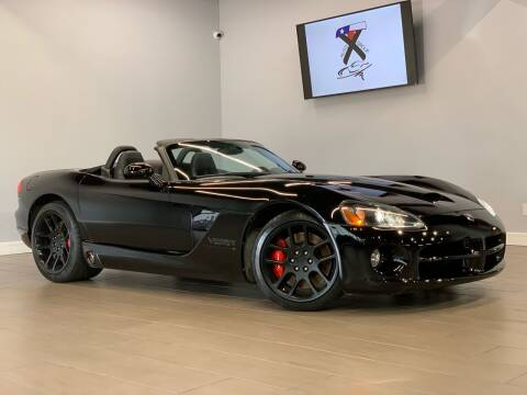 2004 Dodge Viper for sale at TX Auto Group in Houston TX