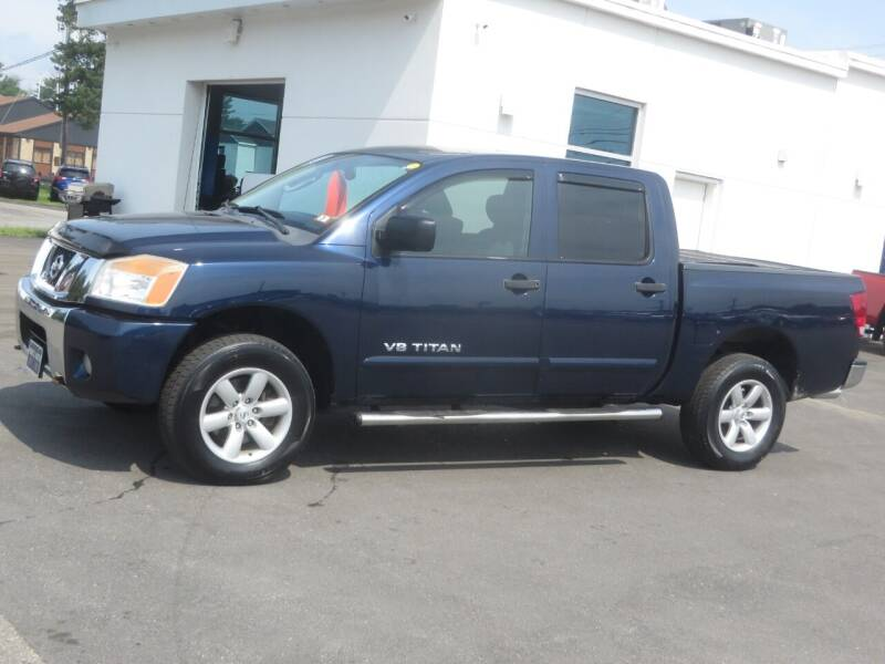 2010 Nissan Titan for sale at Price Auto Sales 2 in Concord NH