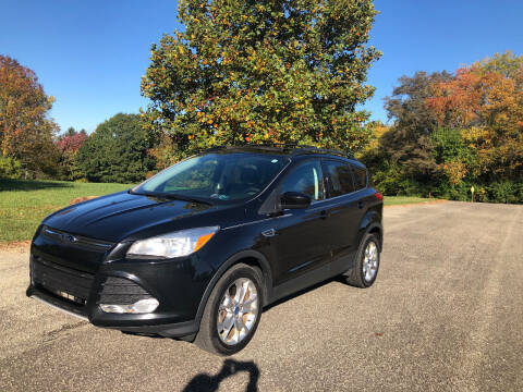 2013 Ford Escape for sale at Hutchys Auto Sales & Service in Loyalhanna PA