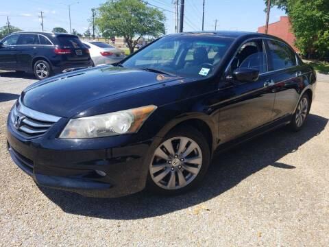 2011 Honda Accord for sale at Advanced Imports in Lafayette LA